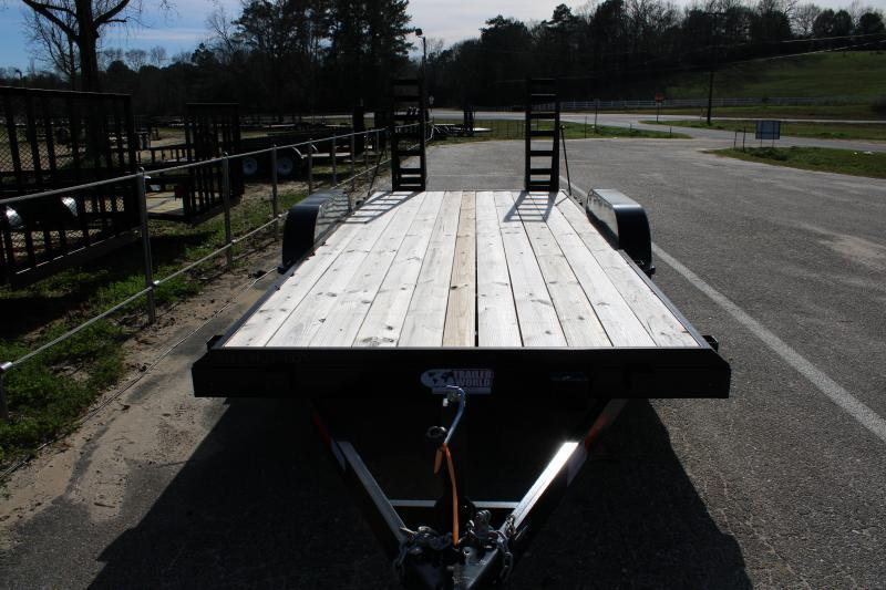 Trailer World 7'X18' 10K Equipment Trailer