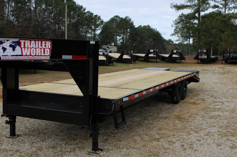 Trailer World 8'X32' 14K Flatbed Trailer