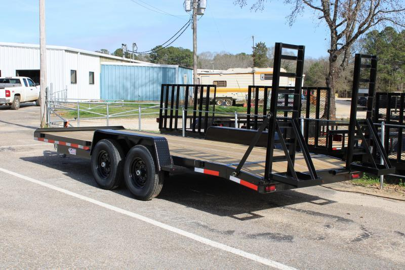 Trailer World 7'X18' 14K Equipment Trailer
