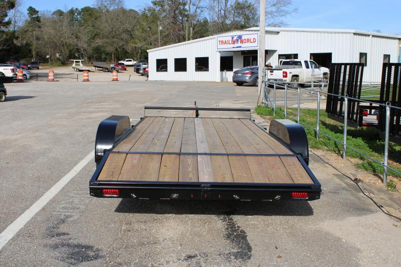 Trailer World 7'X18' 7K Car Trailer