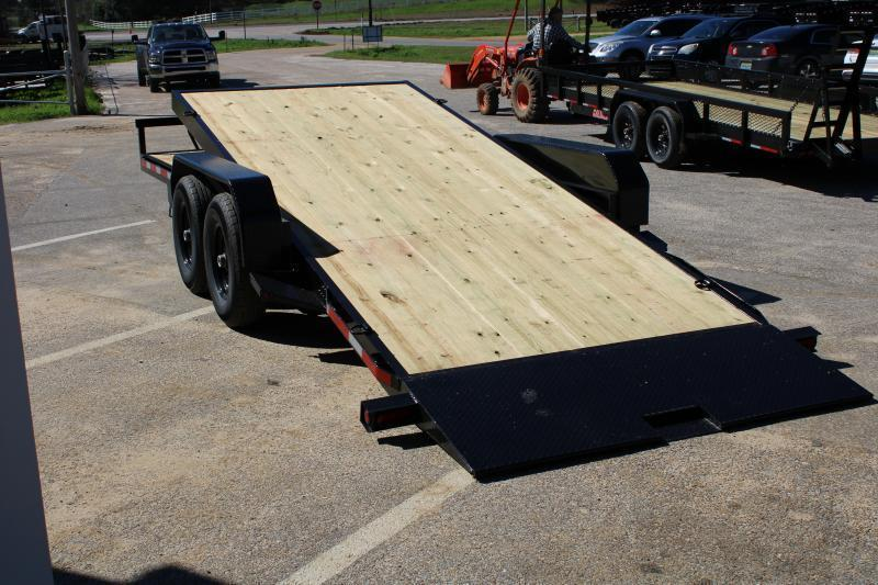 Trailer World 7'X20' 14K Tilt Trailer