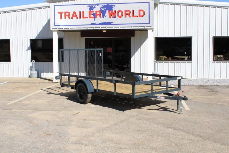 Trailer World 6.5'X12' 3.5K Heavy Duty Utility Trailer