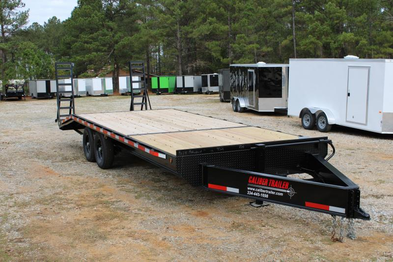 Trailer World 8'X24' Deck-Over Equipment Trailer