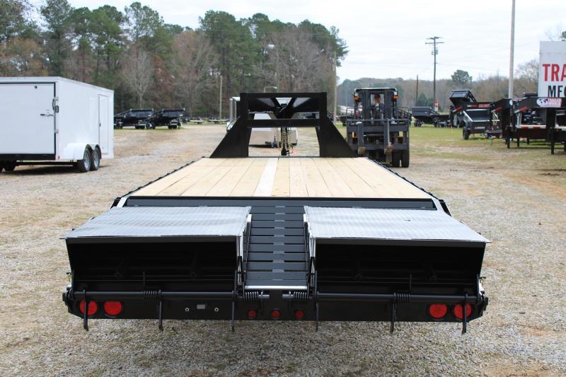 Trailer World 8'X25' 20K Flatbed Trailer
