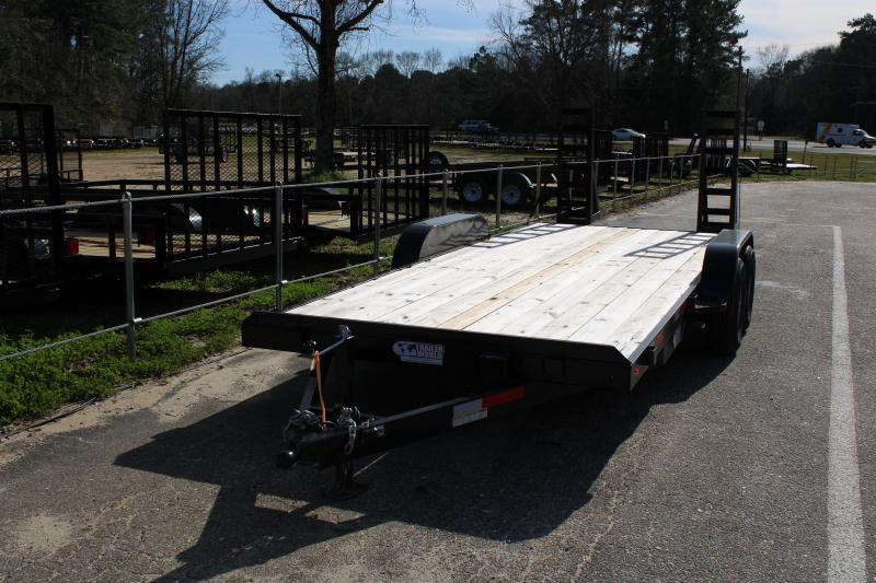 Trailer World 7'X20' 10K Equipment Trailer