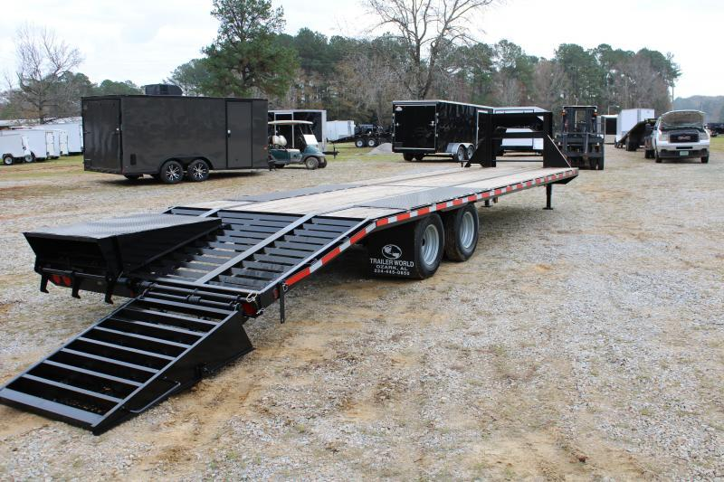2020 Trailer World GH832 20K Flatbed Trailer