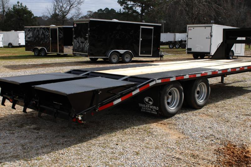 2020 Trailer World GH825 20K Flatbed Trailer