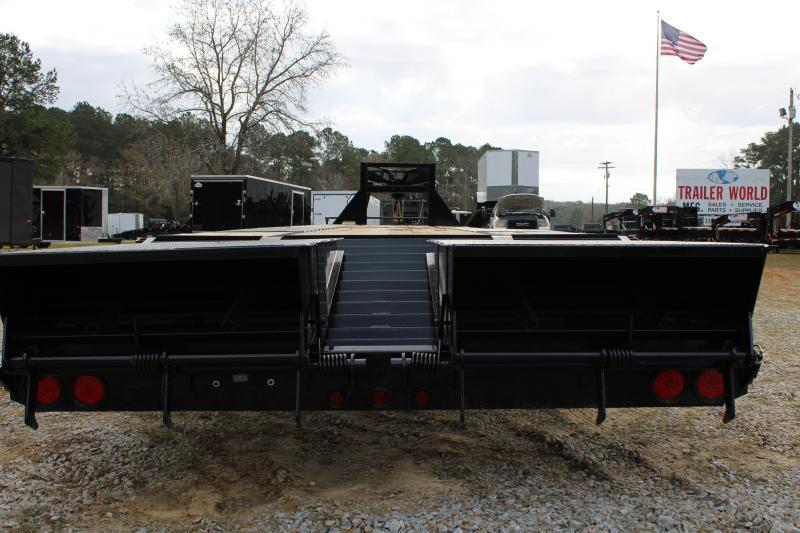 Trailer World 8'X40' 20K Flatbed Trailer