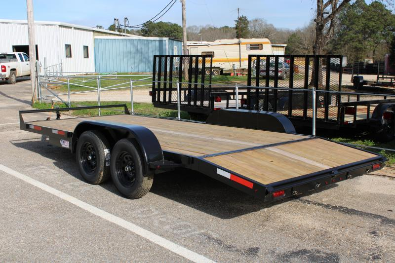 2020 Trailer World CF718B 7K Car Trailer