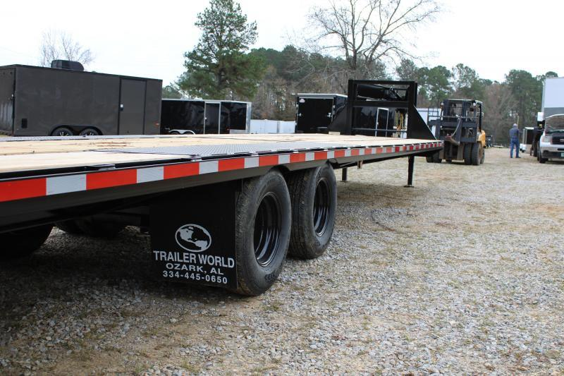 Trailer World 8'X40' 20K Flatbed Trailer