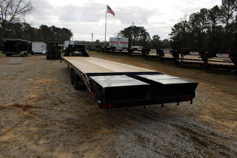 2020 Trailer World GH840 20K Flatbed Trailer