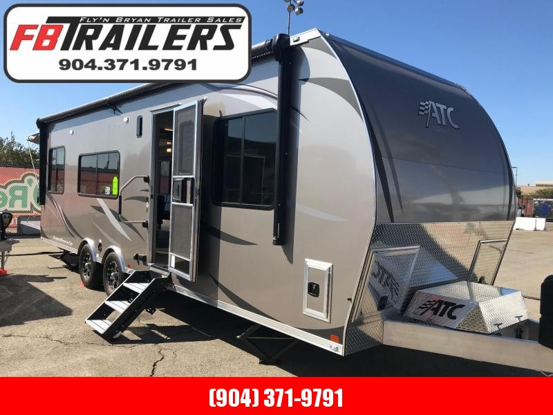 2020 ATC Multiple sizes Toy Hauler RV