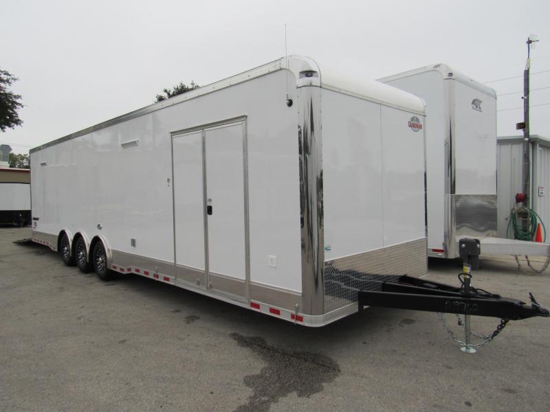 2020 Cargo Mate 34ft Bath Package Car / Racing Trailer