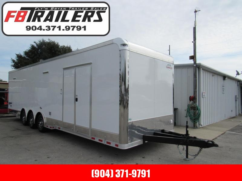 2020 Cargo Mate 32 Ft Eliminator Series Car / Racing Trailer