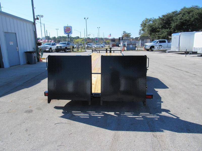 2020 PJ Trailers CC 24ft Equipment Trailer