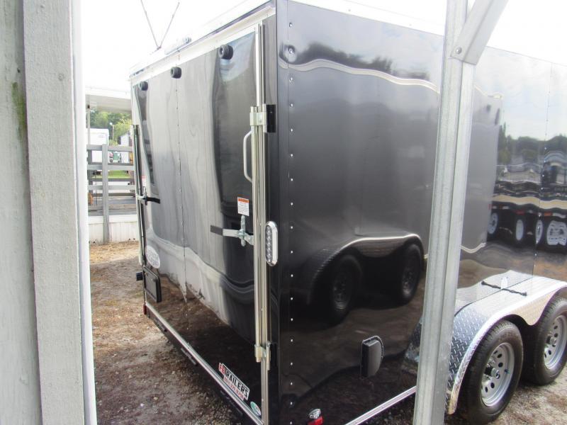2020 Continental Cargo 7X16 Enclosed Enclosed Cargo Trailer