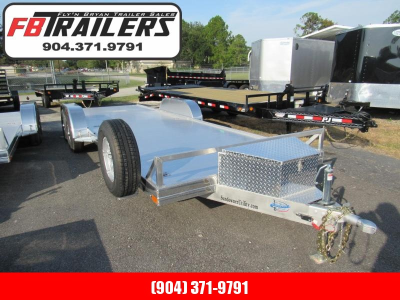 2020 Sundowner Trailers AP 22 Open Car Hauler Car / Racing Trailer