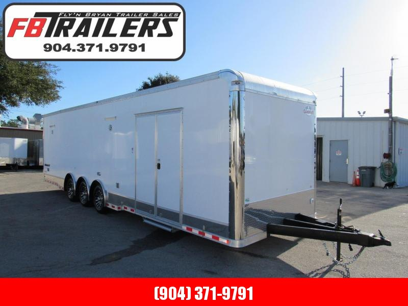 2020 Cargo Mate 32ft CargoMate Eliminator Car / Racing Trailer