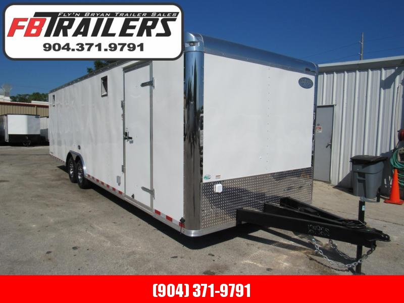 2020 Continental Cargo 28' Finished Enclosed Car / Racing Trailer