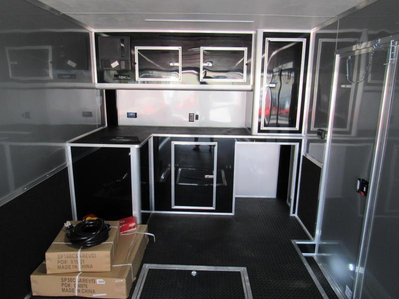 2021 Cargo Mate 28ft eliminator series Car / Racing Trailer