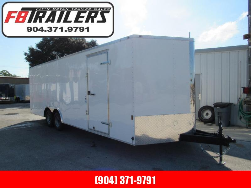 2020 Continental Cargo 24ft Enclosed Car / Racing Trailer