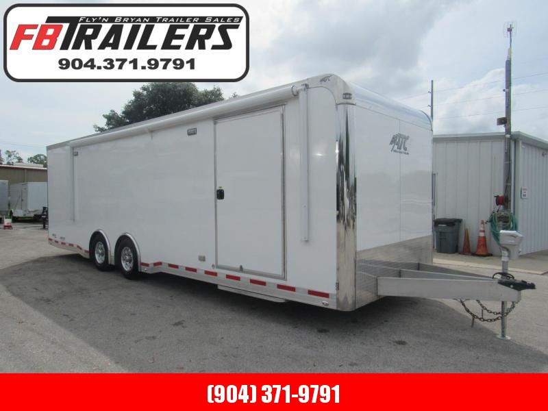 2019 ATC 28ft Quest 305 Enclosed Cargo Trailer