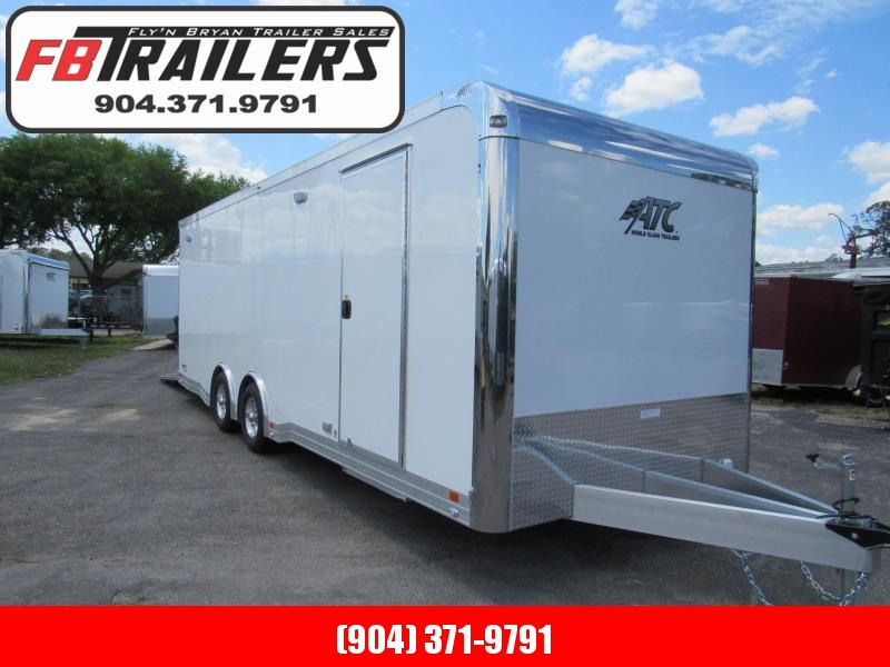 2020 ATC 24ft Quest 305 Car / Racing Trailer