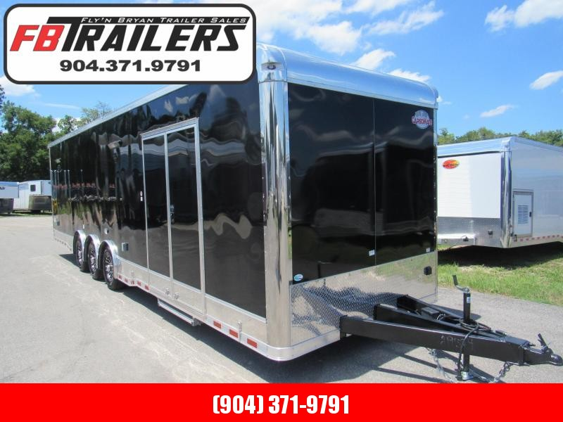 2020 32' Spread Axle Race Trailer  Eliminator by Cargo Mate