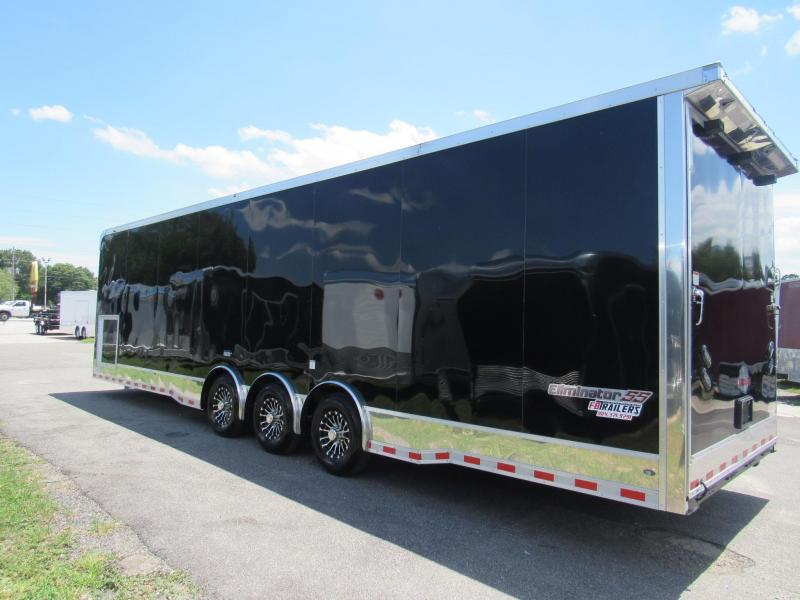 2020 32' Spread Axle Race Trailer  Eliminator by Cargo Mate