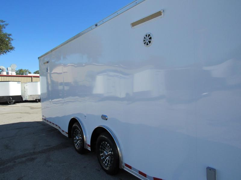2020 Continental Cargo 30 ft Finished Car / Racing Trailer