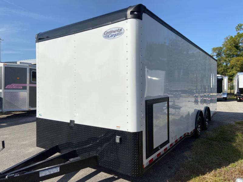 2020 24' RT PLUS Race Trailer by Continental Cargo
