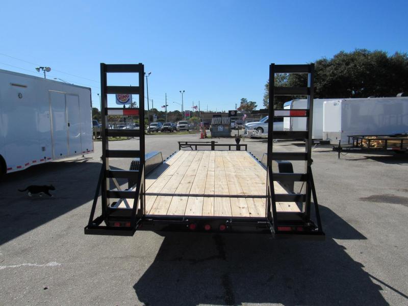 2020 PJ Trailers 20ft Equipment Trailer