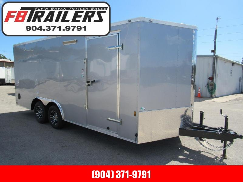 2020 Continental Cargo 18 ft Heavy Duty Enclosed Cargo Trailer