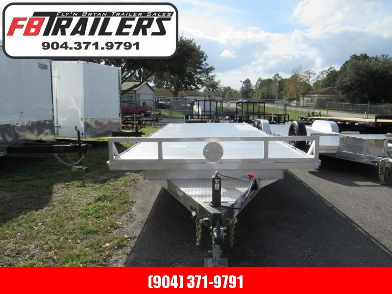 2019 Sundowner Trailers 24 ft Deckover Equipment Trailer