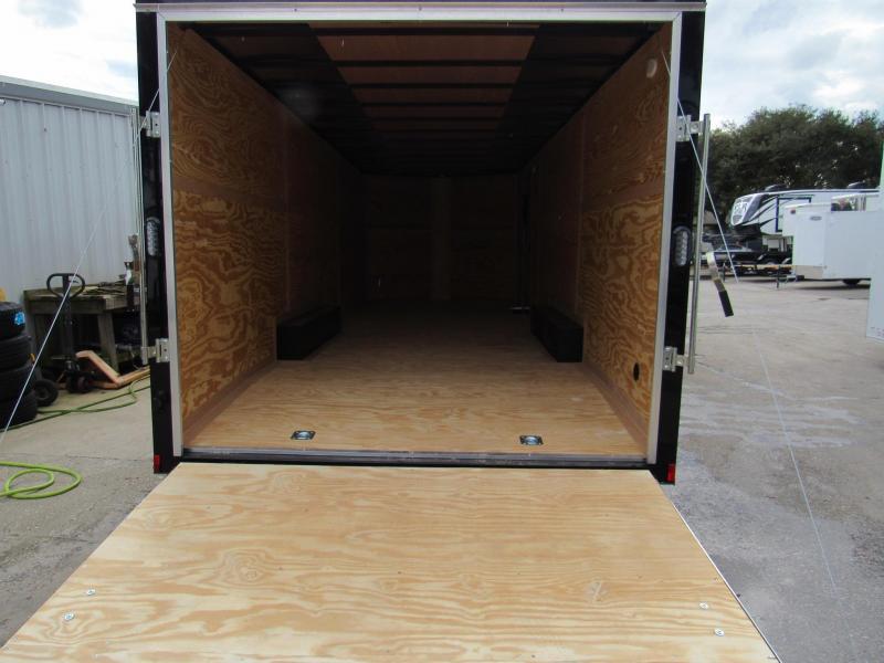 2020 Continental Cargo 24ft Enclosed Car / Racing Trailer