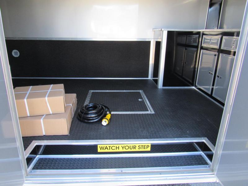 2020 Cargo Mate 32Ft Eliminator Series Car / Racing Trailer