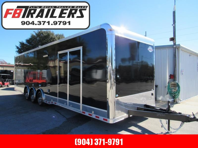 2020 Cargo Mate 32Ft Eliminator Series Car / Racing Trailer