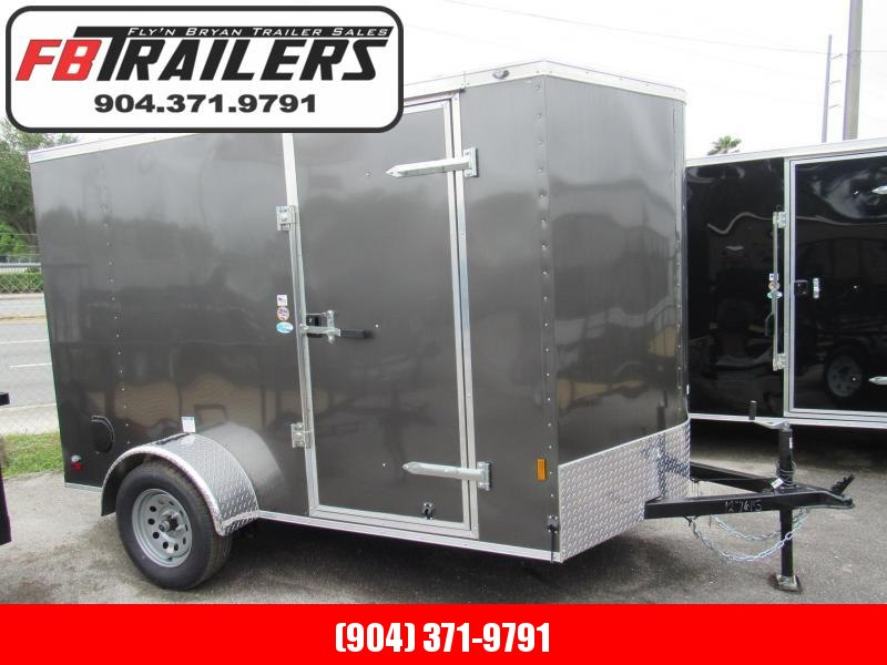 2020 Continental Cargo 6X10 Enclosed Cargo Trailer