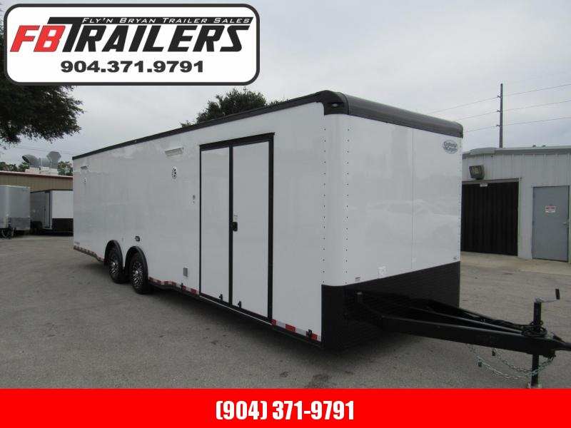 2020 Continental Cargo 30ft Blackout Package Car / Racing Trailer