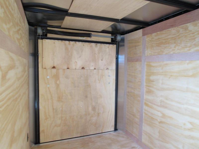 2020 Continental Cargo 5X10 Ramp Door Enclosed Cargo Trailer