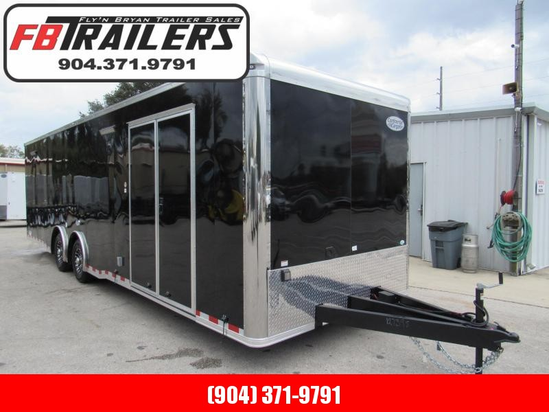 2020 Continental Cargo 30Ft Spread Axle Car / Racing Trailer