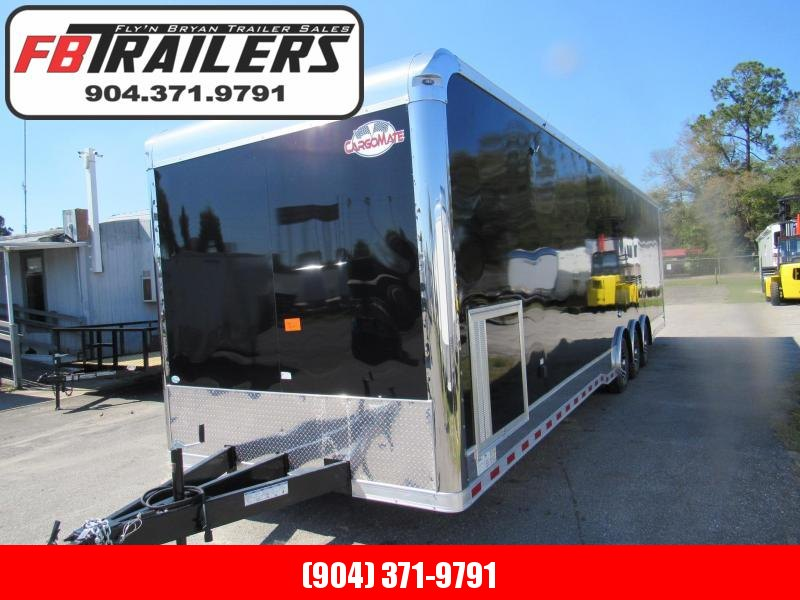 2021 Cargo Mate 34ft Eliminator Series Car / Racing Trailer