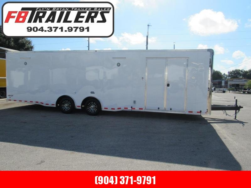 2020 Continental Cargo 30ft Car / Racing Trailer