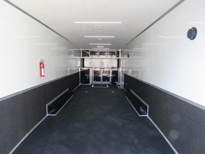2020 Continental Cargo 30ft Car / Racing Trailer
