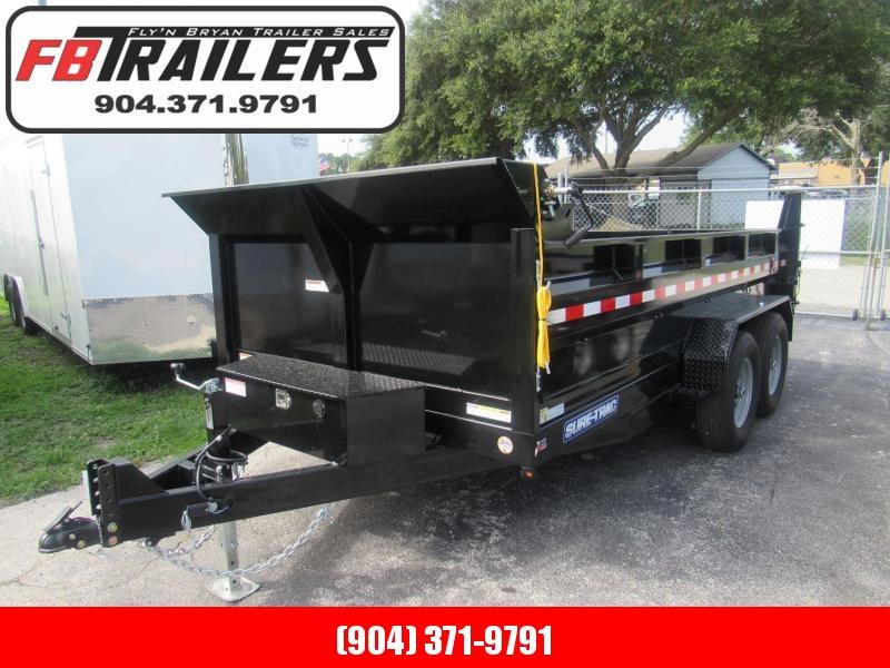 2020 Sure-Trac 7X14 Dump Trailer