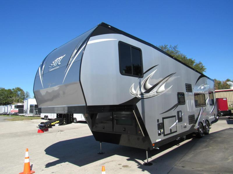 2020 ATC 36Ft All Aluminum Fifth Wheel Toy Hauler RV