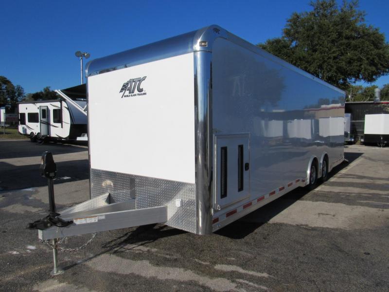 2017 ATC 28ft ATC Car / Racing Trailer