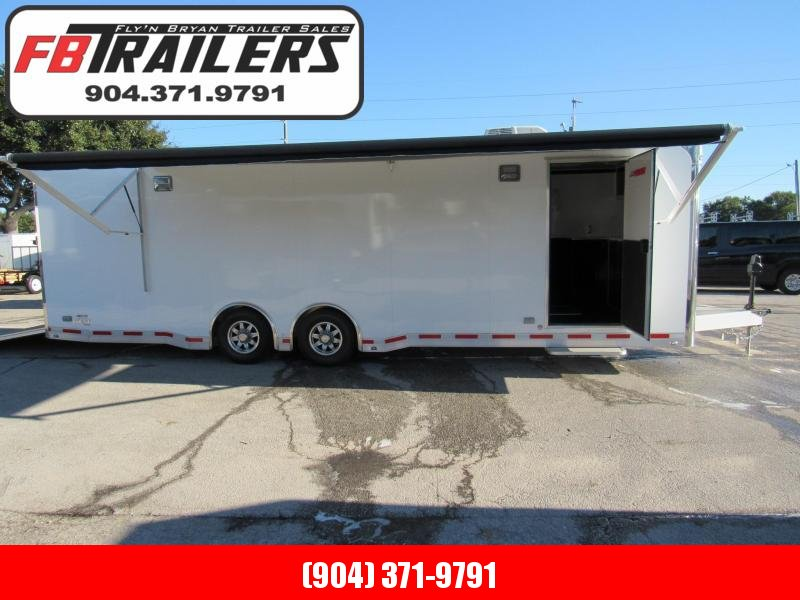 2017 ATC 28ft ATC Car / Racing Trailer
