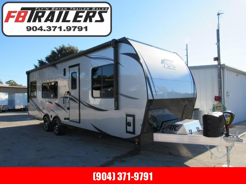 2020 ATC  28ft Front Bedroom Toy Hauler