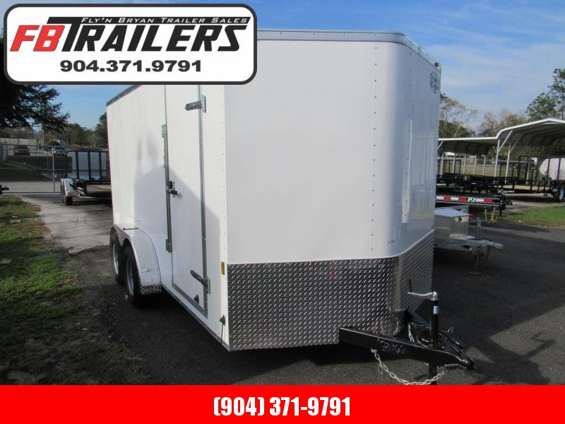 2020 Continental Cargo 7X14 Enclosed Enclosed Cargo Trailer